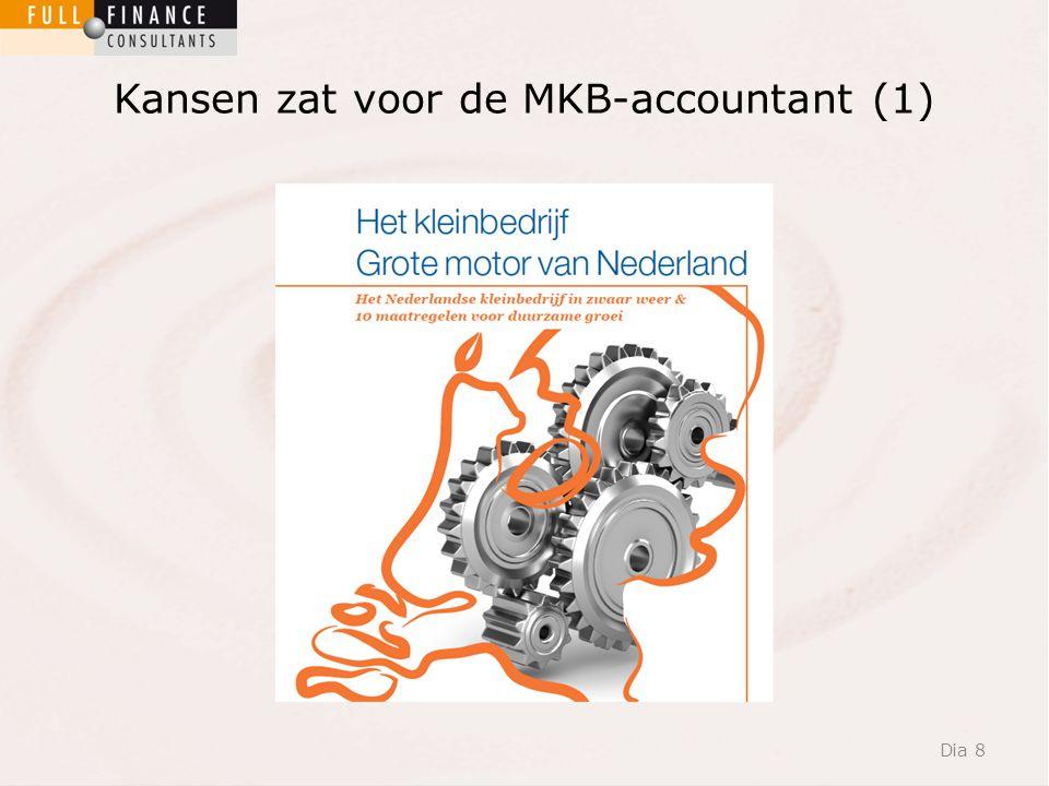 Kansen zat voor de MKB-accountant (1) Dia 8