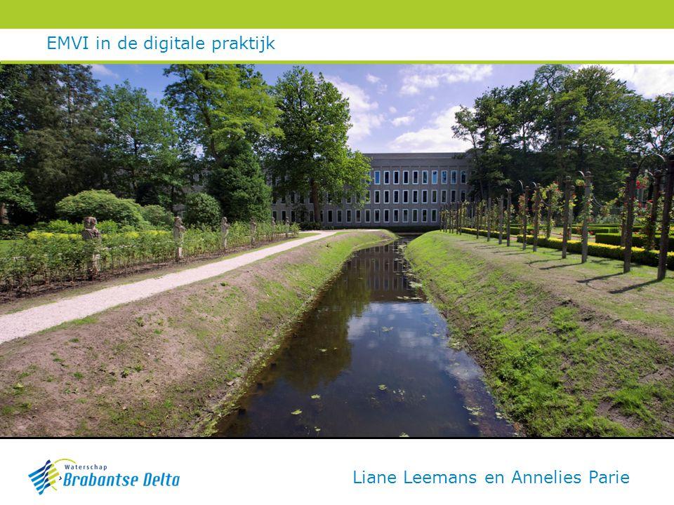 Liane Leemans en Annelies Parie EMVI in de digitale praktijk
