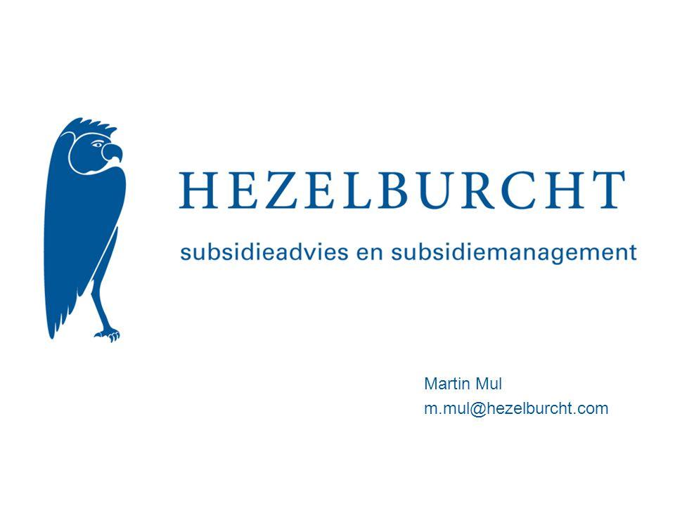 Martin Mul m.mul@hezelburcht.com