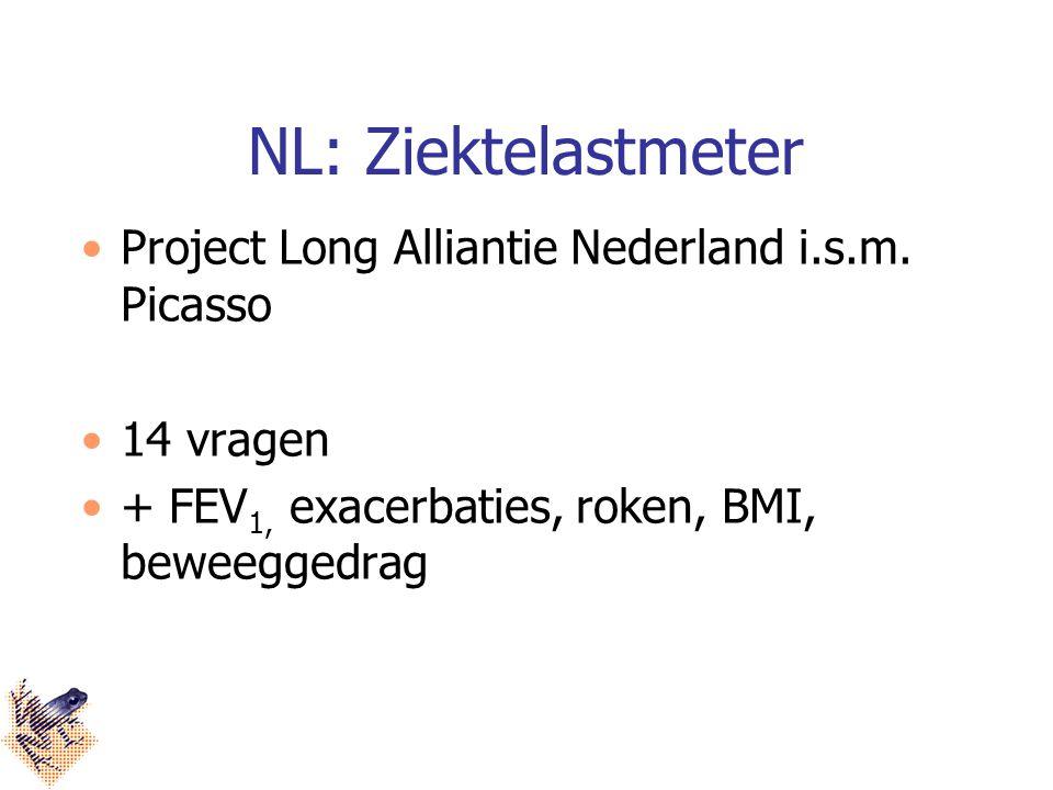 NL: Ziektelastmeter Project Long Alliantie Nederland i.s.m.