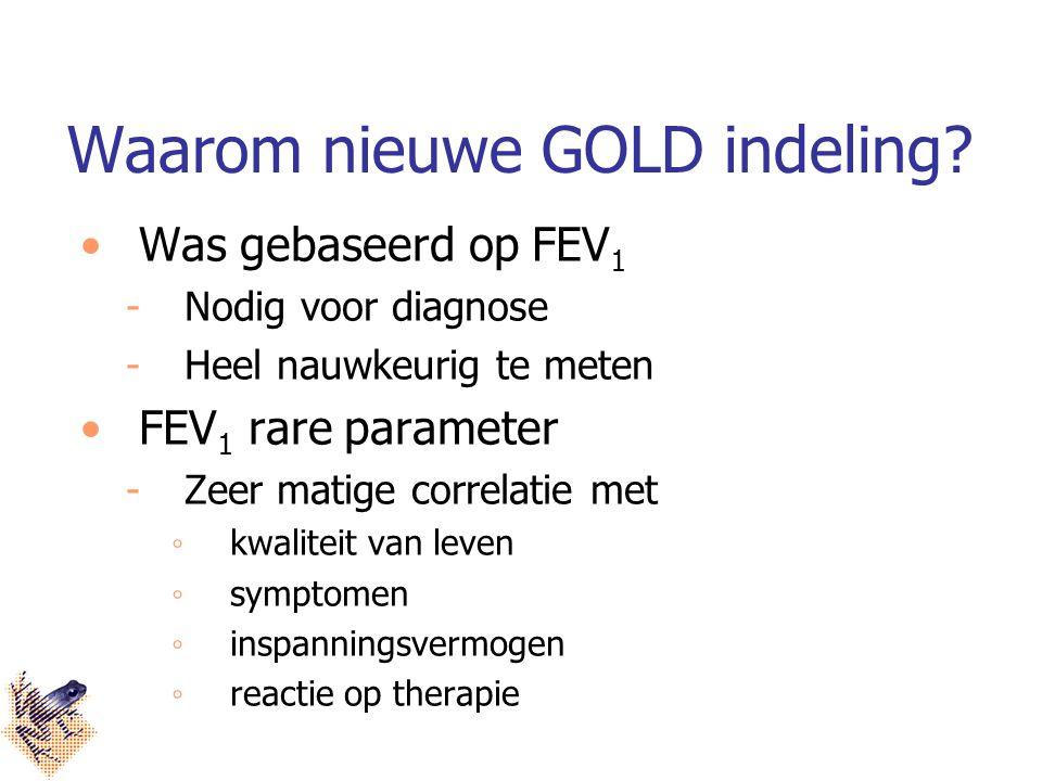 25 5075 Kortademigheid Health status Exacerbaties Comorbiditeit FEV 1 (% predicted at age 25 years) Age (years) 0 25 50 75 100 Relatie longfunctie en klachten Comorbiditeit Opnames