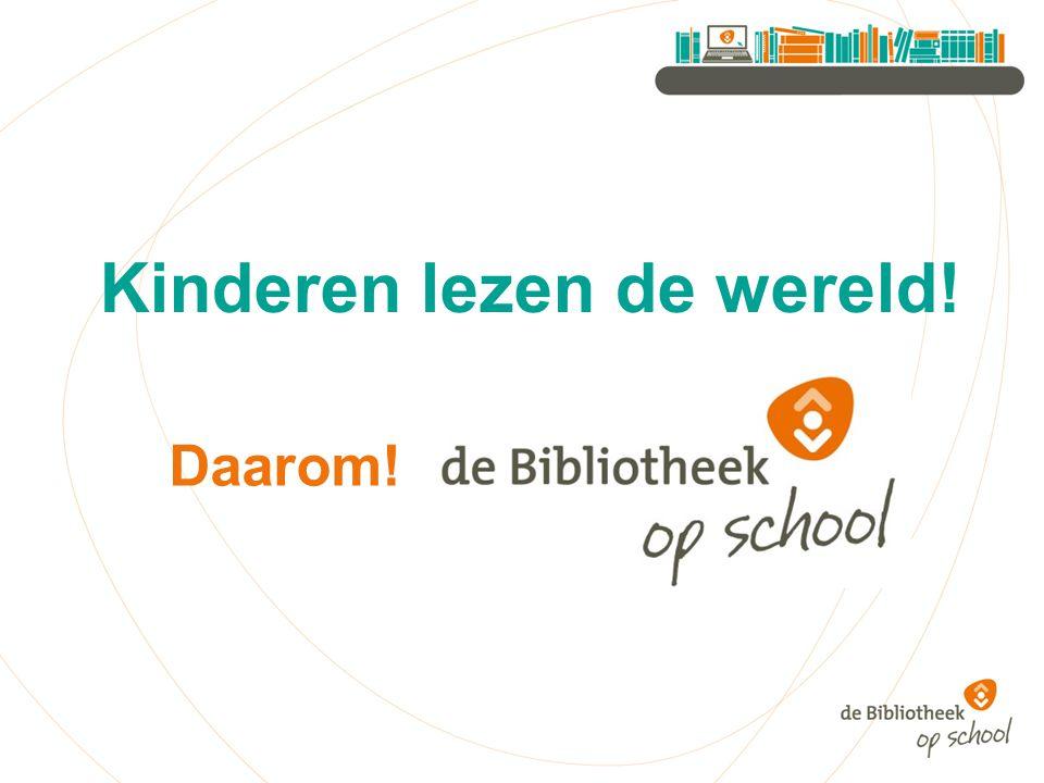 Daarom! Kinderen lezen de wereld!