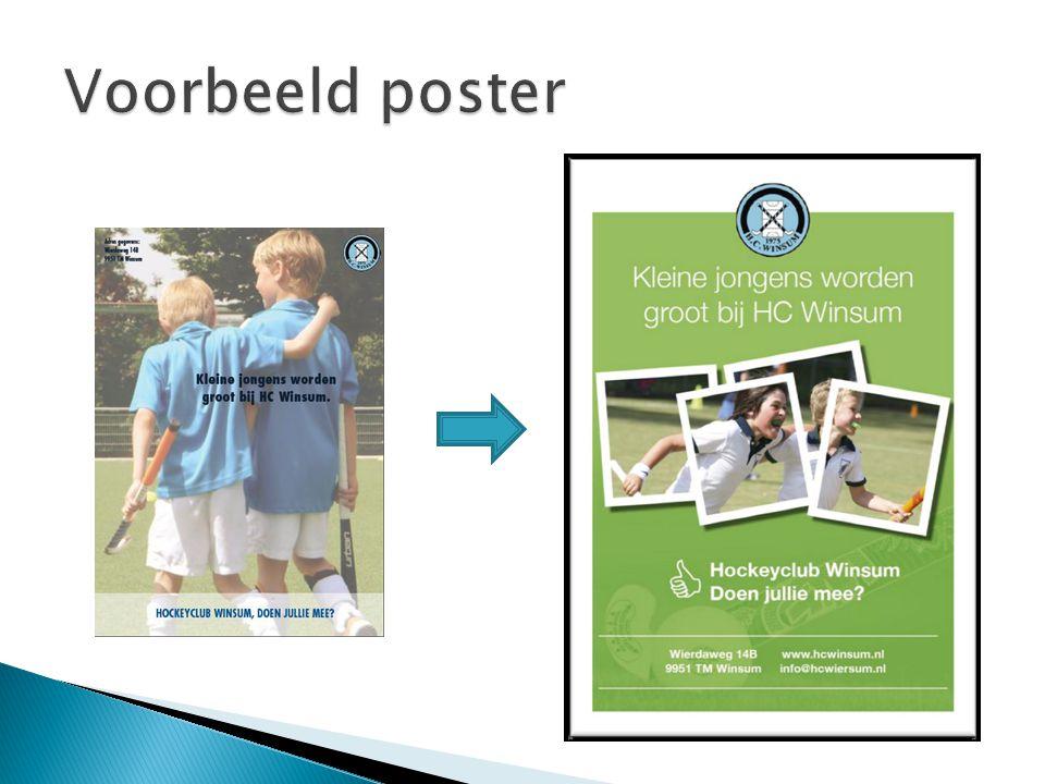 Flyer  Campagnekleuren gebruiken  Afbeelding van onze JD8 campagne iconen  Verspreiden bij ◦ Scholen in omgeving (circa 3000 kinderen) ◦ Zwembaden ◦ Sportdagen