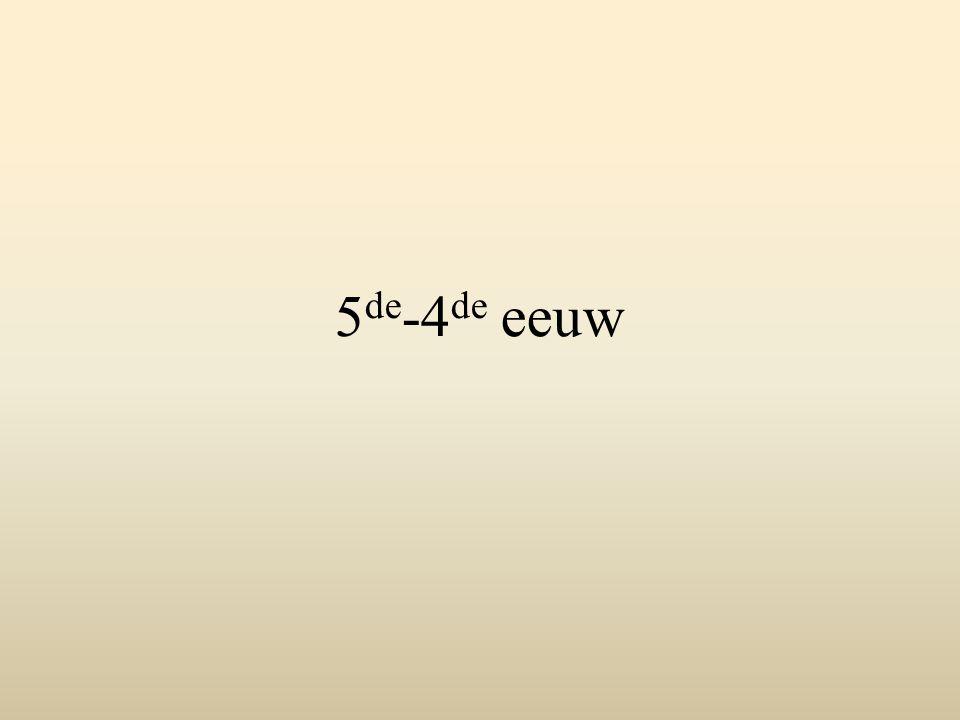 5 de -4 de eeuw