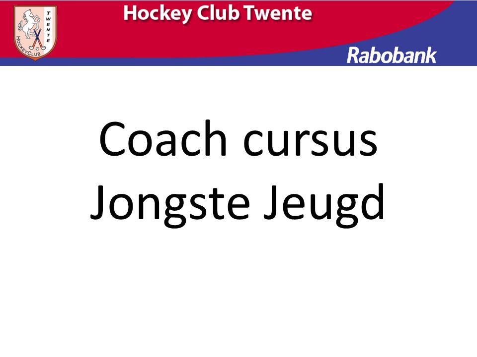 Coach cursus Jongste Jeugd