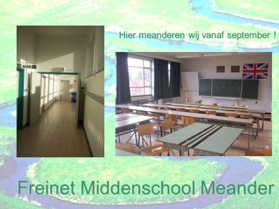 Freinet Middenschool Meander De speelplaats