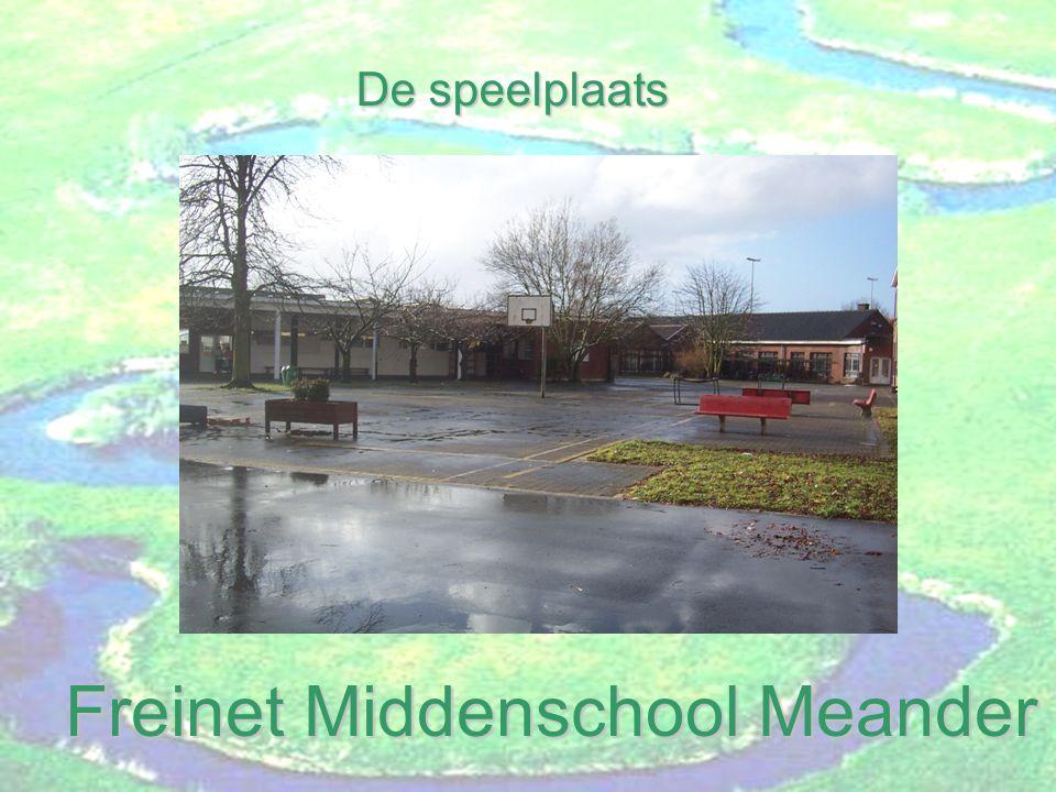 Freinet Middenschool Meander Het kernteam