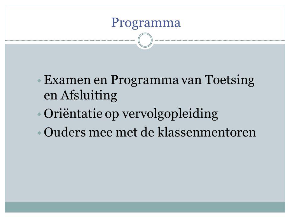 Bij vragen Zo dadelijk stellen aan de mentor Of mailen naar: d.engelhart@dunamare.nl l.noordzij@dunamare.nl