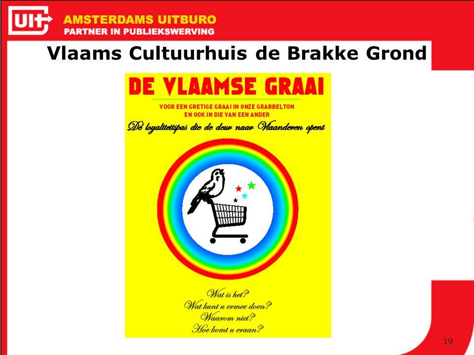 19 Vlaams Cultuurhuis de Brakke Grond
