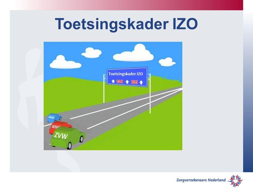 Toetsingskader IZO