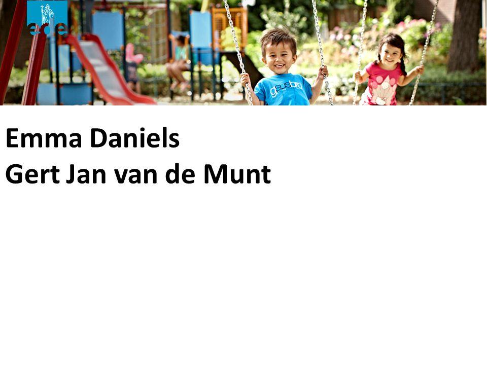 Emma Daniels Gert Jan van de Munt