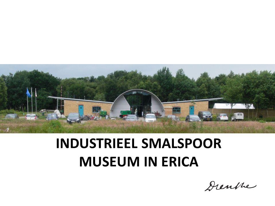 INDUSTRIEEL SMALSPOOR MUSEUM IN ERICA