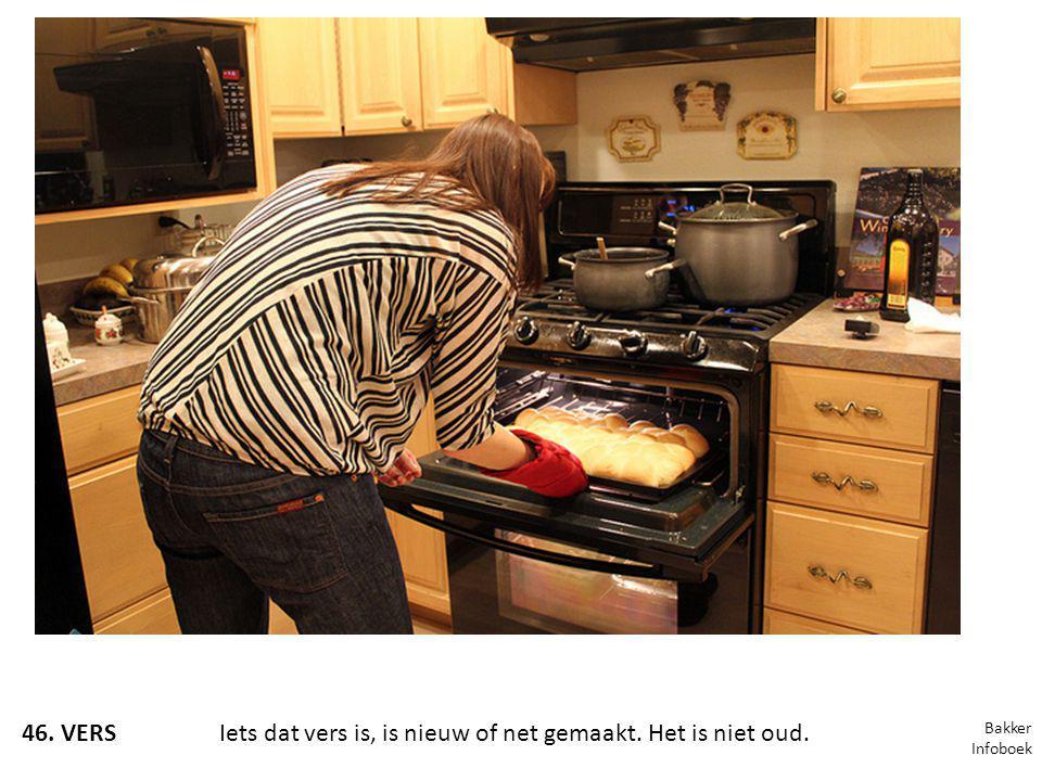 Dag 3 MotivatieIntroductie magische woorden Definitie versOp deze foto zie je vers brood.