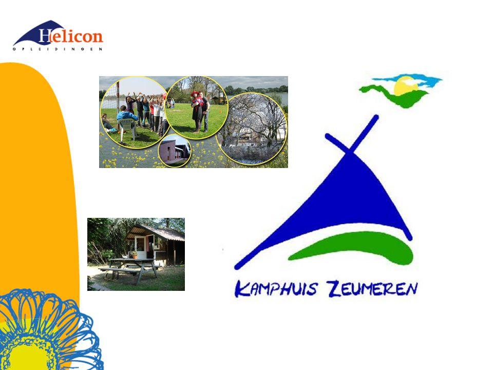 Welkom!! Kamp Week 41: Van dinsdag 8 oktober t/m vrijdag 11 oktober Recreatie Zeumeren, Voorthuizen
