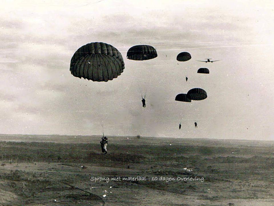 10 Dagen Overleving in de brousse van Congo. 22 Oktober 1958 5 uur opgestegen in lumwe Deze Overlevingsproef was geen verplichte oefening doch iederee