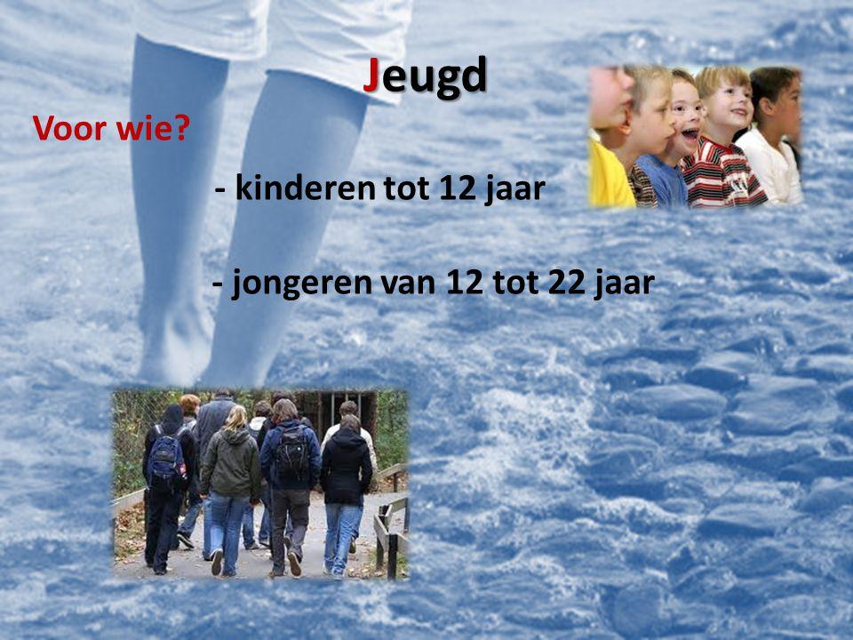 Waarom Jeugd Pastoraat Westerkerk Als gemeente dragen wij allemaal verantwoordelijkheid voor de jeugd in onze kerk.