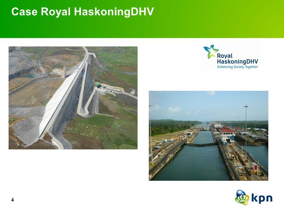Case Royal HaskoningDHV 4