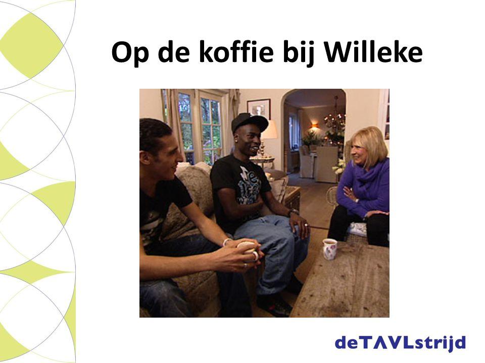 Op de koffie bij Willeke