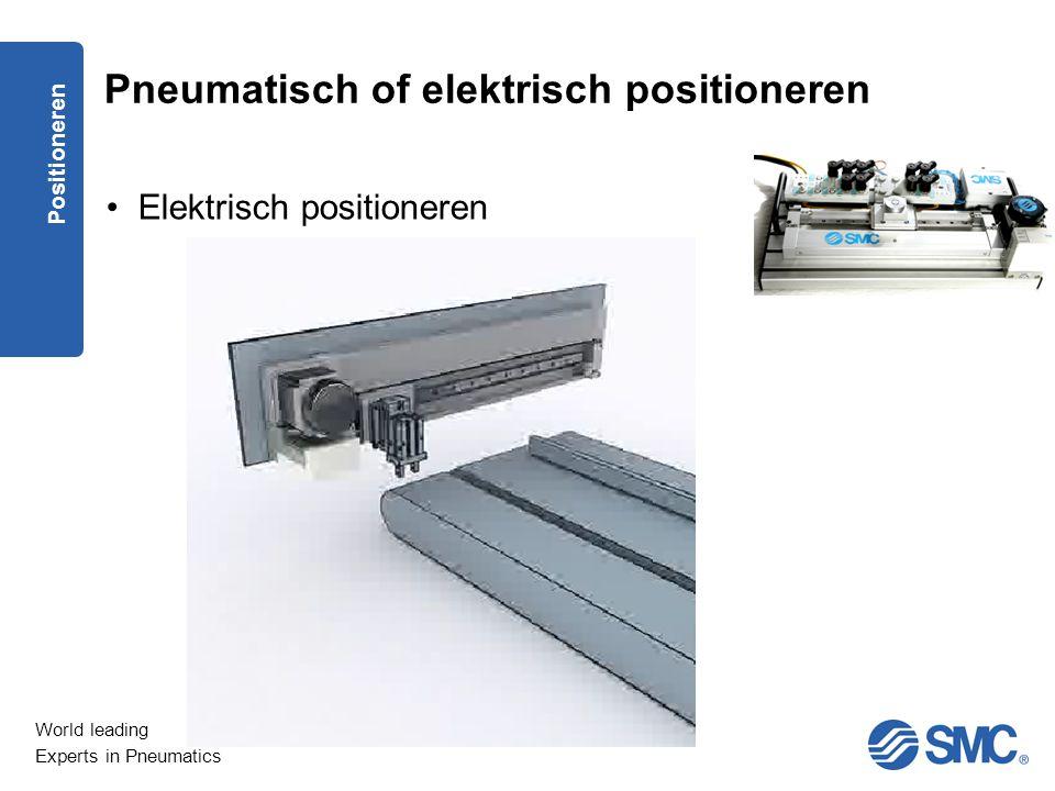 World leading Experts in Pneumatics NS N S S N NS S N S N SN S N S N SN N S S N NS N S S N NS S N S N SN S N S N  bij de volgende stap draait het magnetisch veld in de andere spoel  een stap  draait het magnetisch veld in 1 spoel  de rotor volgt het stator veld SN N S S N  een stappenmotor heeft altijd een elektronische aansturing nodig  aantal stappen per omwenteling is afhankelijk van de hoek die in een stap wordt afgelegd en is afhankelijk van het aantal polen.