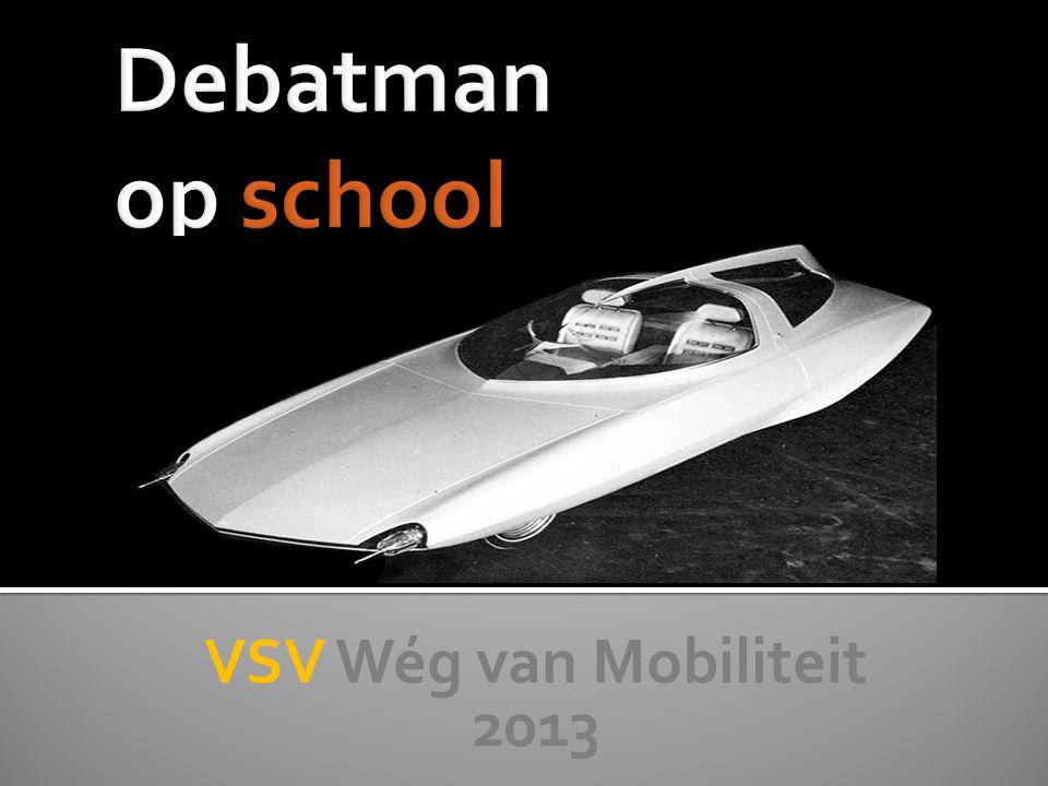 VSV Wég van Mobiliteit 2013