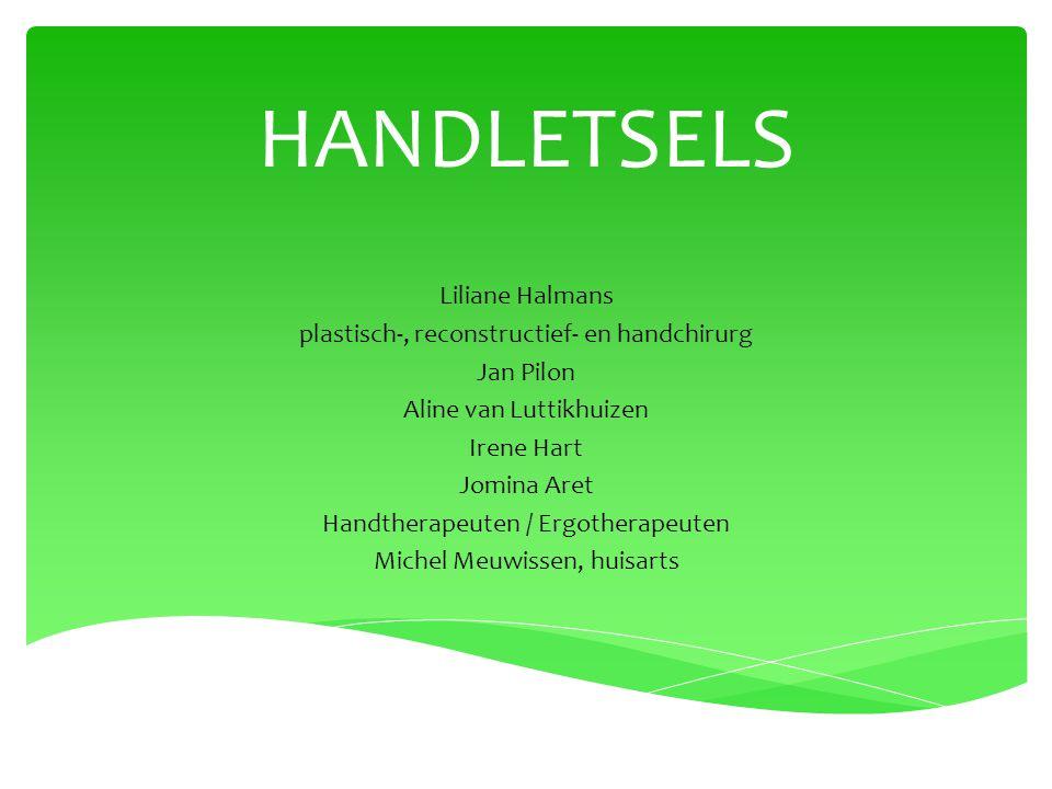  Handletsels staan in de Top 3 van meest gemiste diagnoses ( Medirisk)