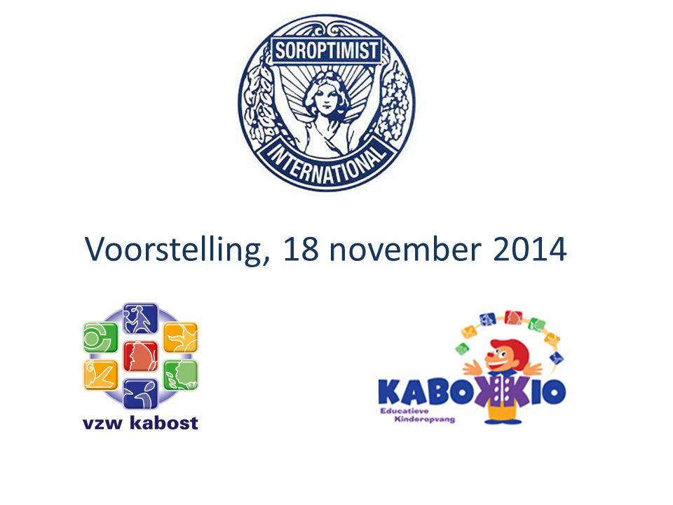 Voorstelling, 18 november 2014