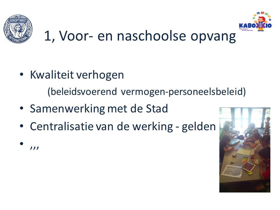 2, Educatief aanbod voor- en naschools September 2014Januari 2015September 2015 Klavierlessen(4)Circustechnieken(4)Herhaling voorgaande na evaluatie Balsporten (annulatie) Taallessen(4)Haspengouwse academie (beeld + muziek) Haspengouwse Academie (beeld)(3) Techniek(4)Werken met Tablets- I-Pads Acties ism VZW In-Z => doelgroeplln Klavierlessen(4)Vervolg van de vakantieweek Junior Master Chef