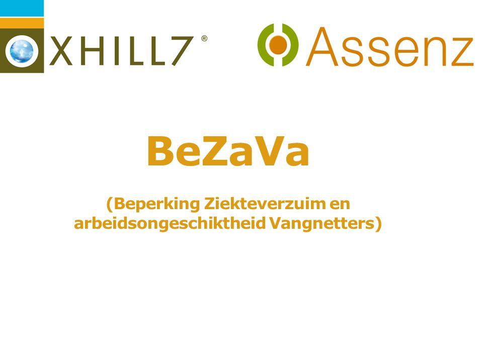 BeZaVa (Beperking Ziekteverzuim en arbeidsongeschiktheid Vangnetters)