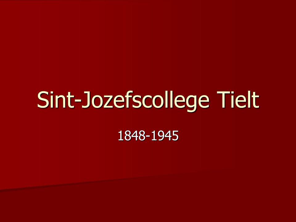 Sint-Jozefscollege Tielt 1848-1945