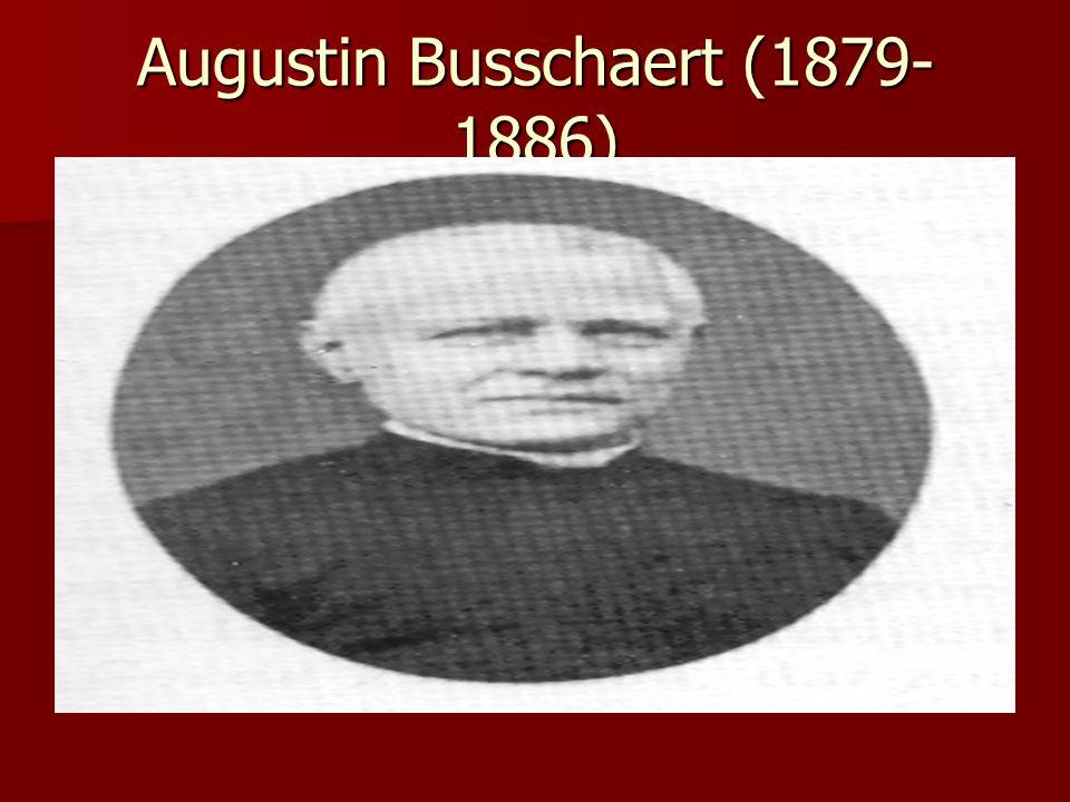 Augustin Busschaert (1879- 1886)