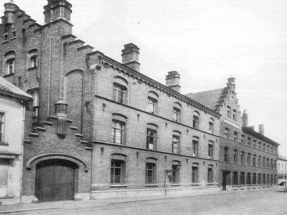 Voorgevel college 1935