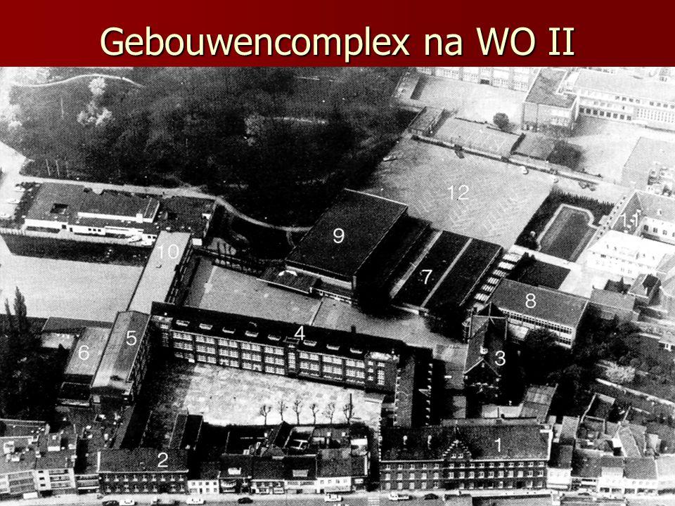 Gebouwencomplex na WO II