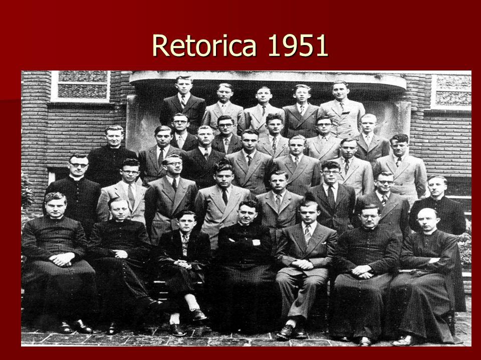 Retorica 1951