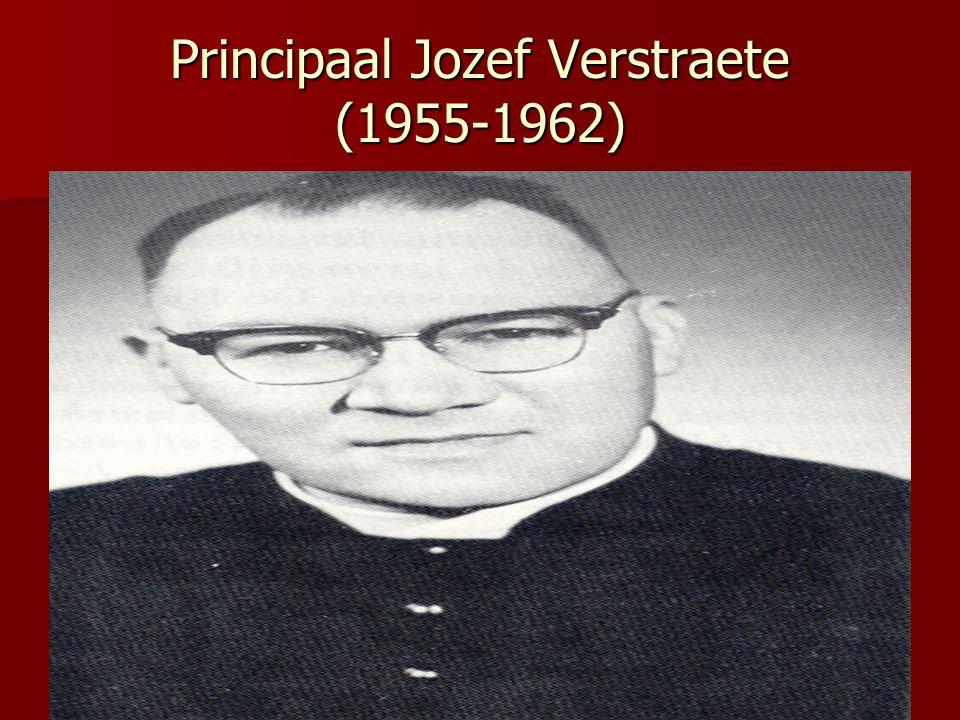 Principaal Jozef Verstraete (1955-1962)