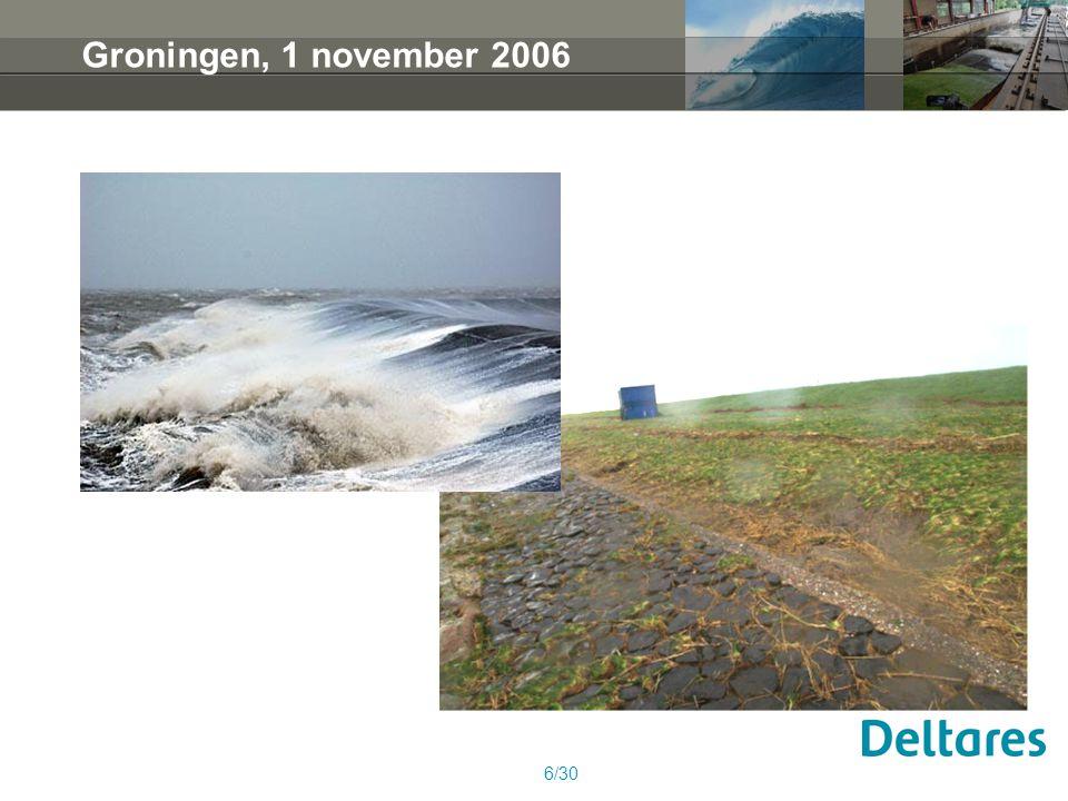 Groningen, 1 november 2006 6/30