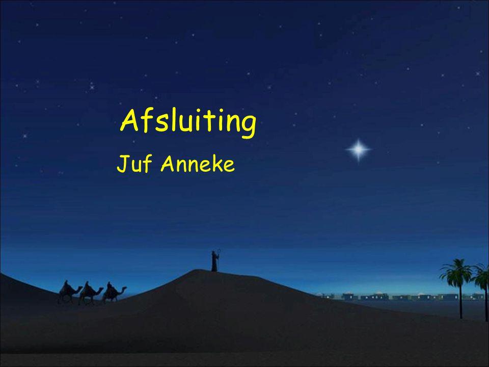 Afsluiting Juf Anneke