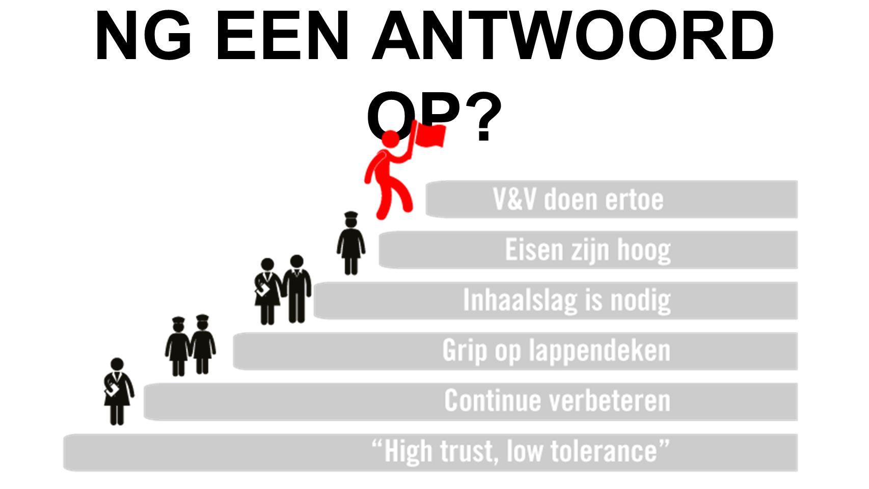 NG EEN ANTWOORD OP