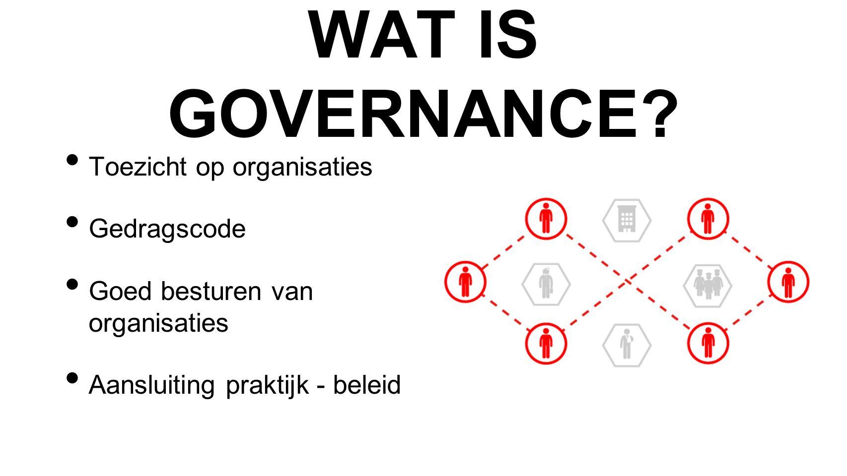 WAT IS GOVERNANCE.