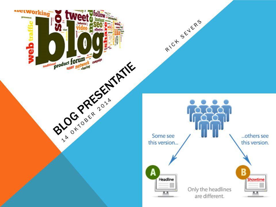 A/B TEST Ook voor midden/klein bedrijf Voorbeeld Bol.com: Homepage A en Homepage B