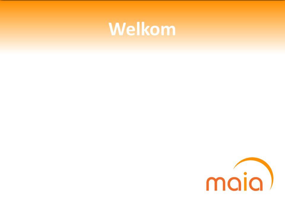 ALV 24-6-2013 / presentatie interim bestuur Maia Welkom
