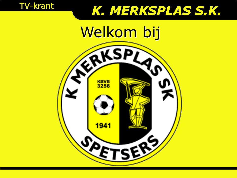 Zaterdag 22 februari 2014 12u00 Preminiemen B Meer B 12u30 Oud Turnhout Scholieren A 13u45 Miniemen A Weelde A 15u00 Prov.