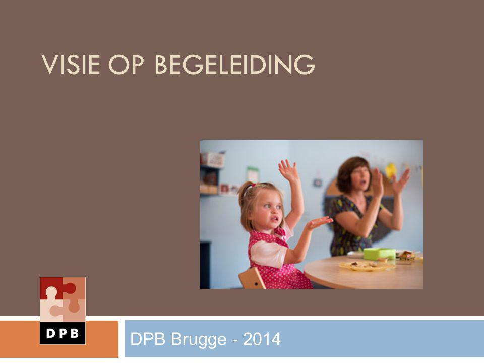 VISIE OP BEGELEIDING DPB Brugge - 2014