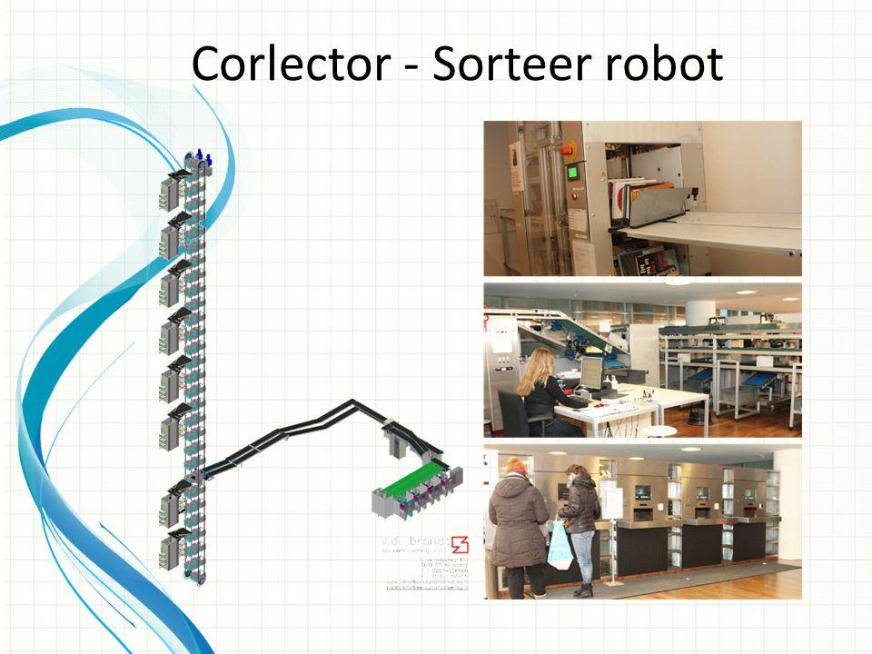 Corlector - Sorteer robot