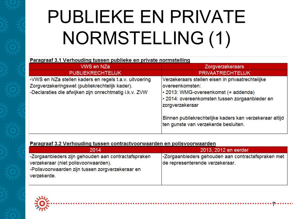 PUBLIEKE EN PRIVATE NORMSTELLING (1) 7