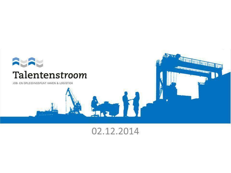 Volg onze acties! www.talentenstroom.be