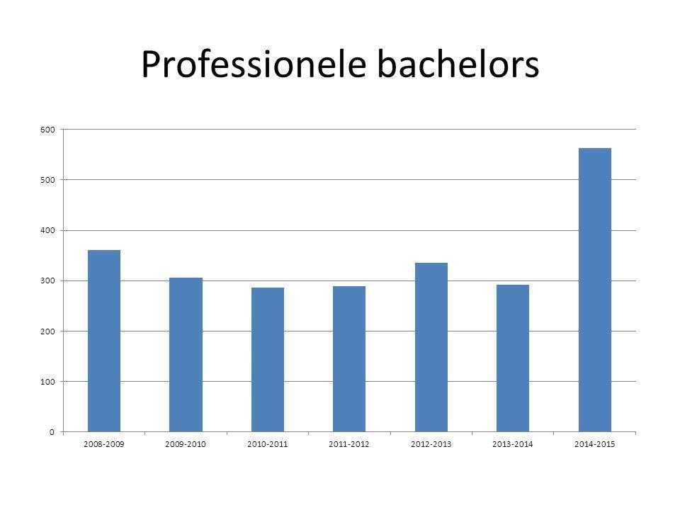 Professionele bachelors