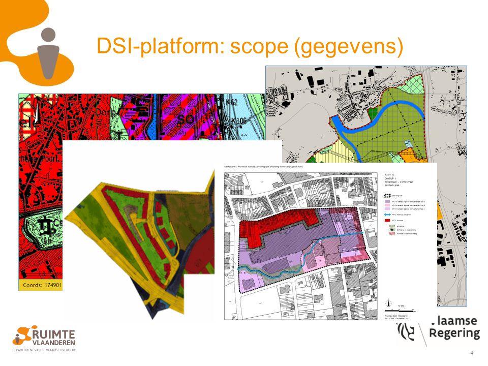 25 Ontwikkeling geoviewer op DSI-data
