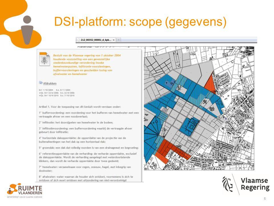 16 Het uitwisselplatform: uitbreiding Opstart productielijn gemeentelijke gegevens –Opladen nieuwe gemeentelijke gegevens vanaf .