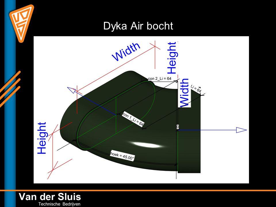 Dyka Air bocht
