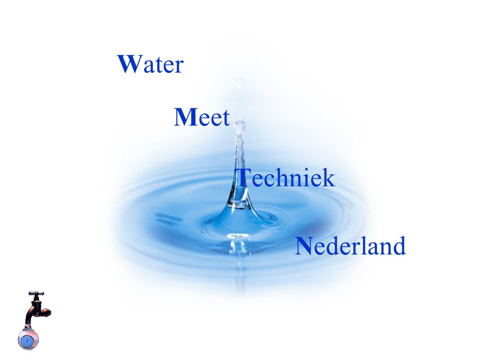Water Meet Techniek Nederland